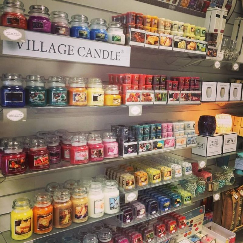 Candles in Barnsley