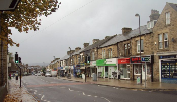 Cudworth Highstreet Shops