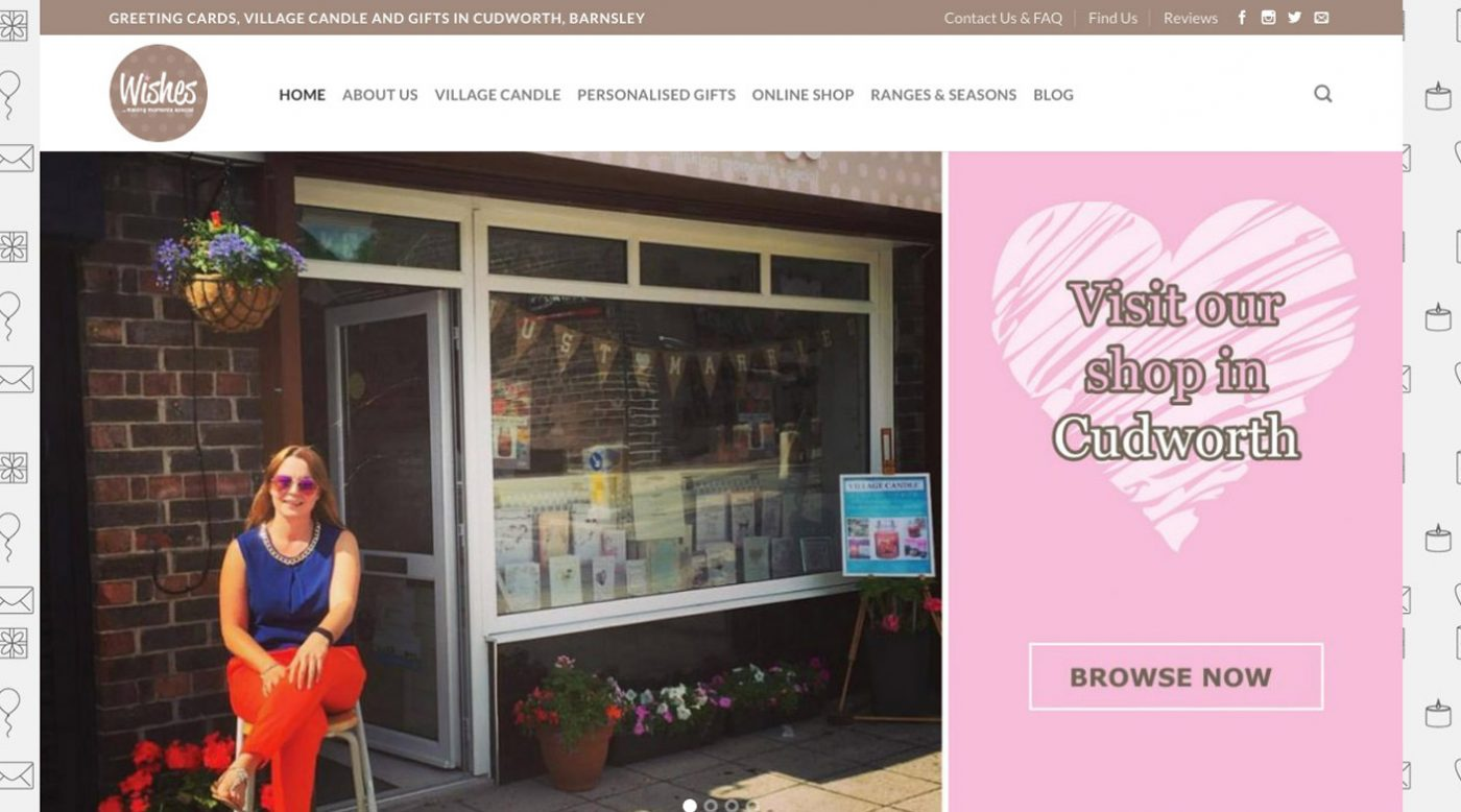 Wishes Cards & Gift Shop Cudworth