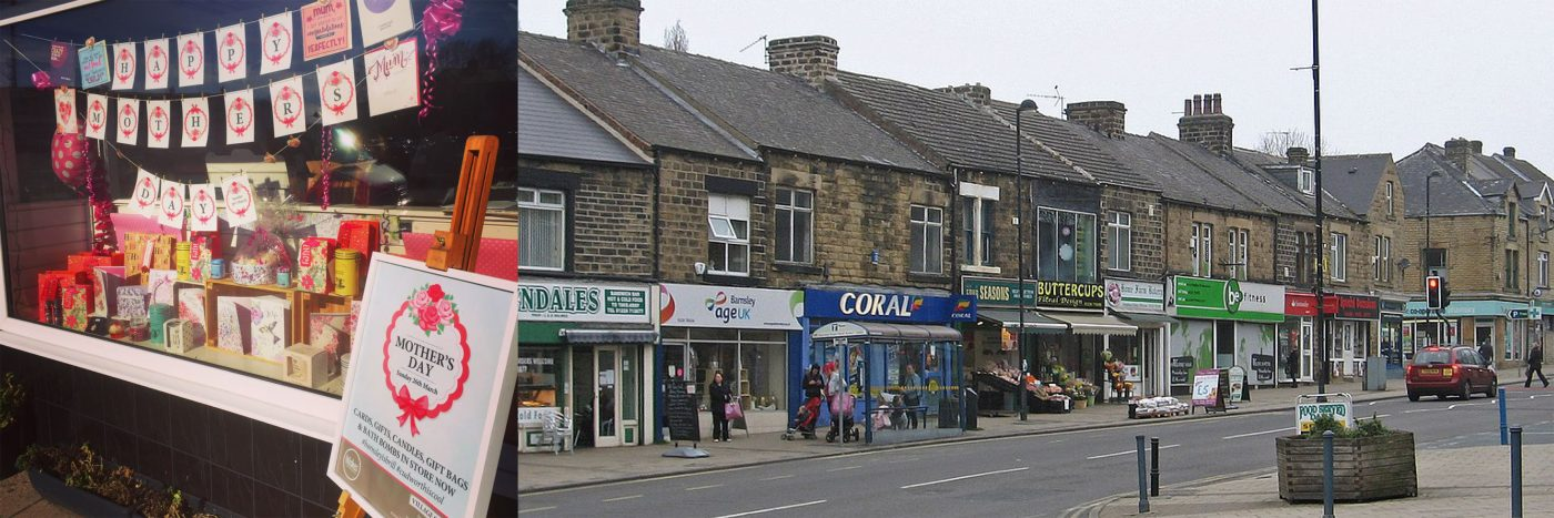 Cudworth High Street