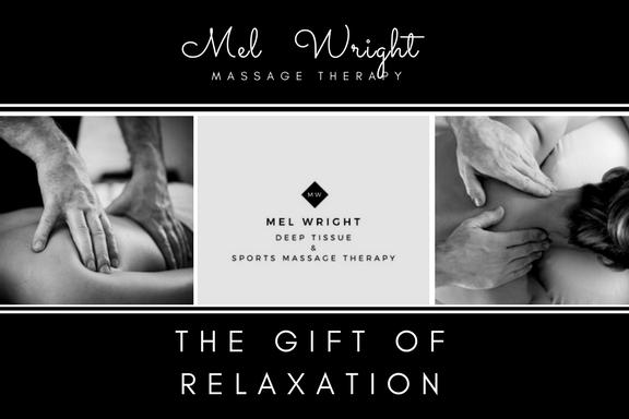 Mel Wright Massage Gifts