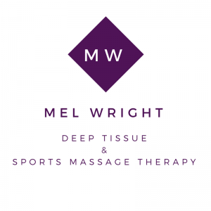 Mel Wright Massage Therapy Logo