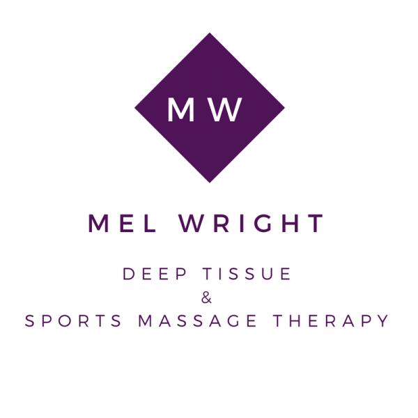 Mel Wright Massage Therapy Logo