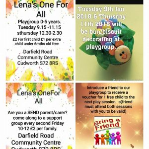 Lenas One For All Cudworth