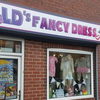 LD's Fancy Dress
