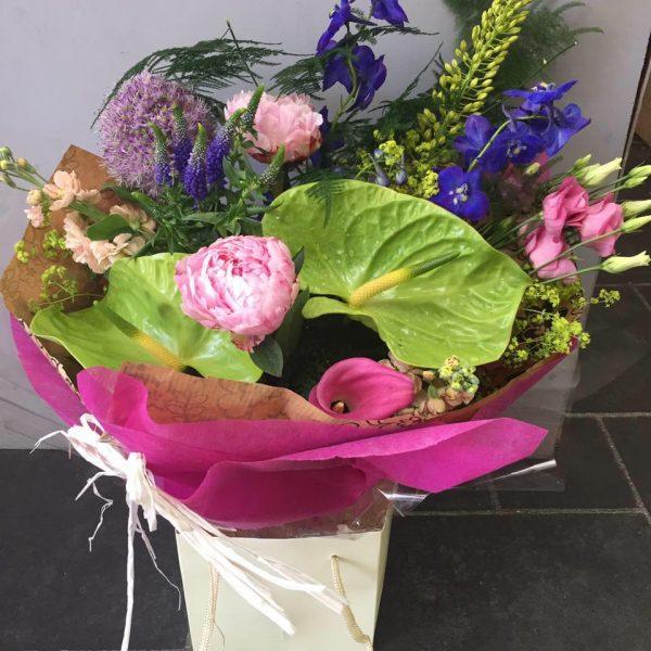 Flowers in Cudworth