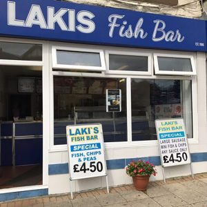 Lakis Fish bar