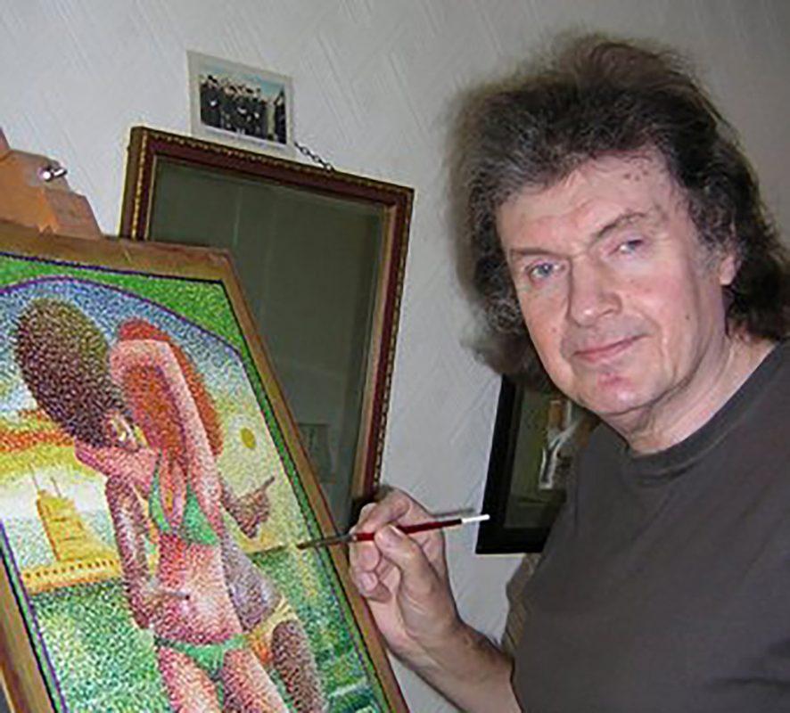 Mick Wilson Cudworth Artist