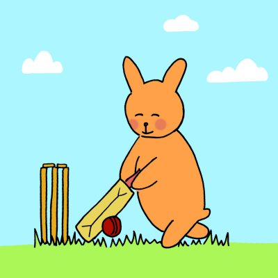 Cricket Bunny
