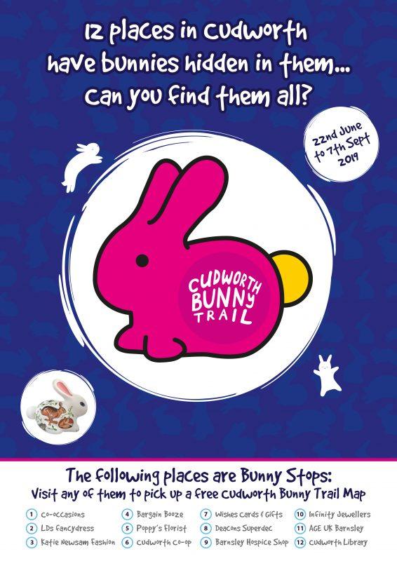 Cudworth Bunny Trail Poster 4