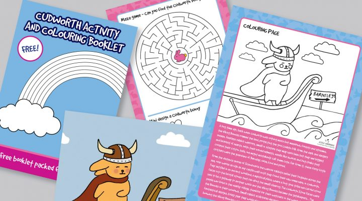 Cudworth Activity & Colouring Booklet